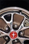 Aros - Mustang HT Hard Top Convertible Electrico 1964 1/2