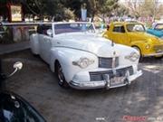 51 Aniversario Día del Automóvil Antiguo: Autos de los años 30s, 40s 50s