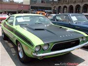 San Luis Potosí Vintage Car Show: Dodge Challenger 1972