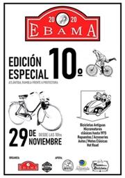 10o Encuentro de Micromotores y Bicicletas Antiguas de Atlantida