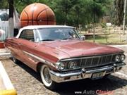 10o Encuentro Nacional de Autos Antiguos Atotonilco: 1964 Ford Galaxie Convertible
