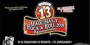 13o Maquinas y Rock & Roll Aguascalientes 2021
