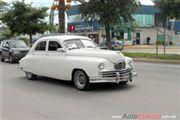 Desfile y Exposición de Autos Clásicos y Antiguos: Desfile Parte I