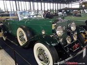 Salón Retromobile FMAAC México 2015: Cadillac 1931 Oepra Seat Town Cabriolet