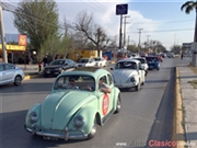 Volkswagen Steel Volks Monclova 2016: El Desfile - Parte I