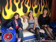 5o Festival Mi Auto Antiguo San Felipe Guanajuato: Arrancando con el desfile