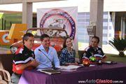 Rueda de Prensa en 1er Paseo Autos Clásicos, Durango