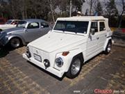 51 Aniversario Día del Automóvil Antiguo: Autos Alemanes