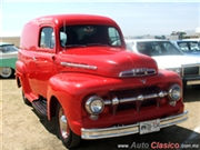 10a Expoautos Mexicaltzingo: 1951 Ford Panel Truck
