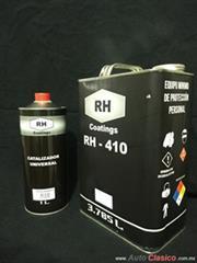 Evaluacion sistemas RHcoatings.