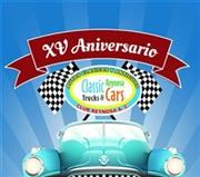 XV Aniversario Classic Trucks & Cars Reynosa