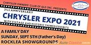 31st Anniversary Chrysler Expo 2021