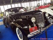 Salón Retromobile FMAAC México 2016: 1938 Cadillac 60 Special Touring