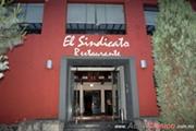 Puebla Classic Tour 2019: Cena en el restaurante El Sindicato