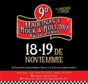 9o Máquinas Rock & Roll Aguascalientes 2017
