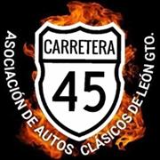 Asociación de Autos Clásicos de León Guanajuato Carretera 45