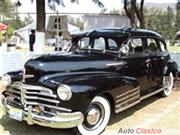 10o Encuentro Nacional de Autos Antiguos Atotonilco: 1948 Chevrolet Sedan 4 Puertas