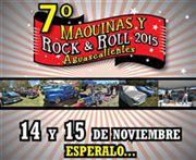 7o Máquinas y Rock & Roll Aguascalientes 2015