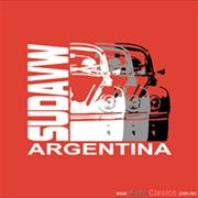 Encuentro Sudamericano de VW Refrigerados por Aire Argentina
