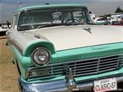 10a Expoautos Mexicaltzingo: 1957 Ford Fairlane 500 Dos Puertas Sedan