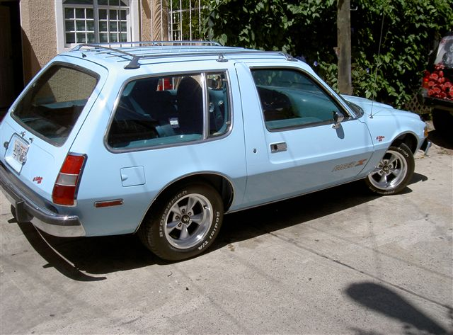 mas pacer y rally