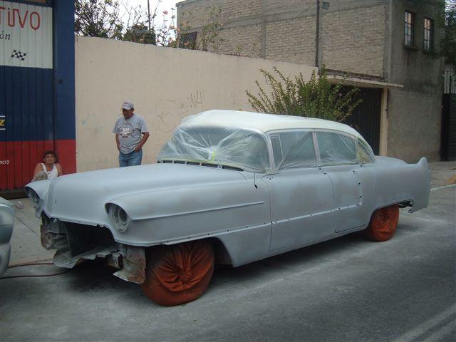 Cadillac Sixty Special 1956 Sedan Deville