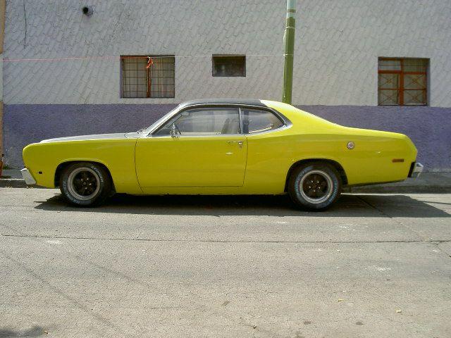 GOLD DUSTER 1974 CUSTOMIZADO