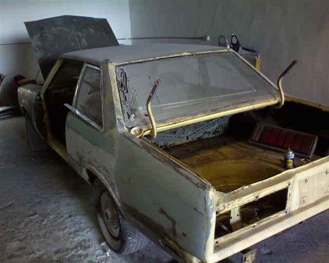 RECONSTRUCCION DEL FORD FAIRMONT 1981 302 MEX