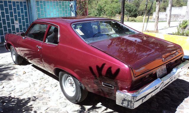 Chevy Nova 73'