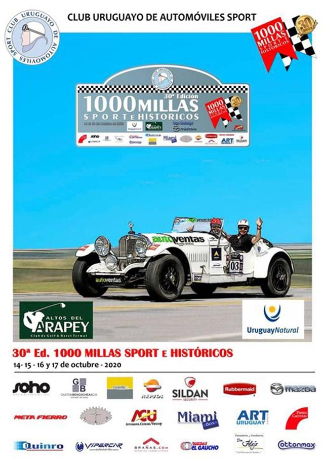 30a Edición 1000 Millas Sport e Históricos
