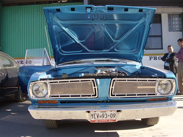 Plymouth Valiant 100 modelo 1968
