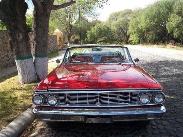 FORD GALAXIE 500 XL CONVERTIBLE 1964