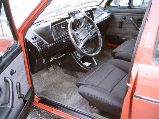 VW Atlantic GLS 1986