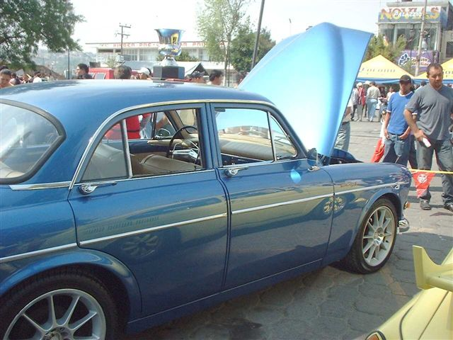 VOLVO 122s 1961