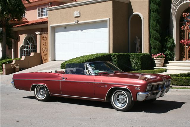 Impala Convertible 1966