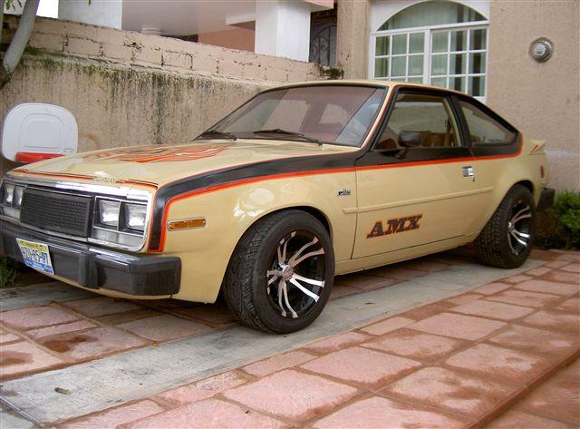 Rally amx 1981