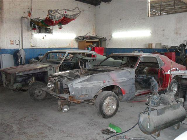 RESTAURANDO MUSTANG 1970 GT