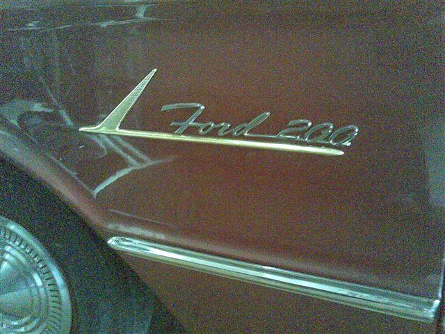 RESTAURACION DE UN FORD 200 1962