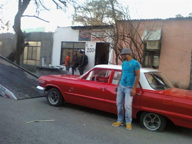 Chevrolet Bel air 1963