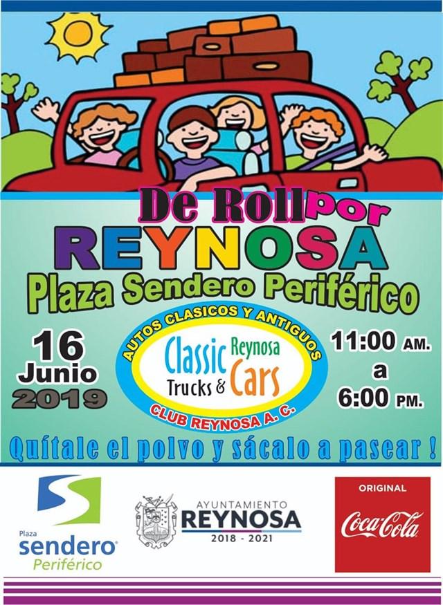 De Roll Por Reynosa 2019