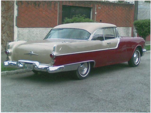 Pontiac Star Chief 1955