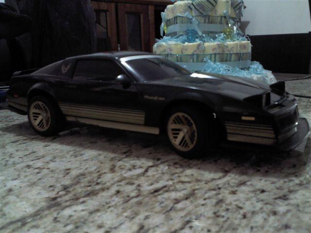 Pontiac Firebird 1982