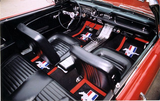 Mustang HT Hard Top Convertible Electrico 1964 1/2