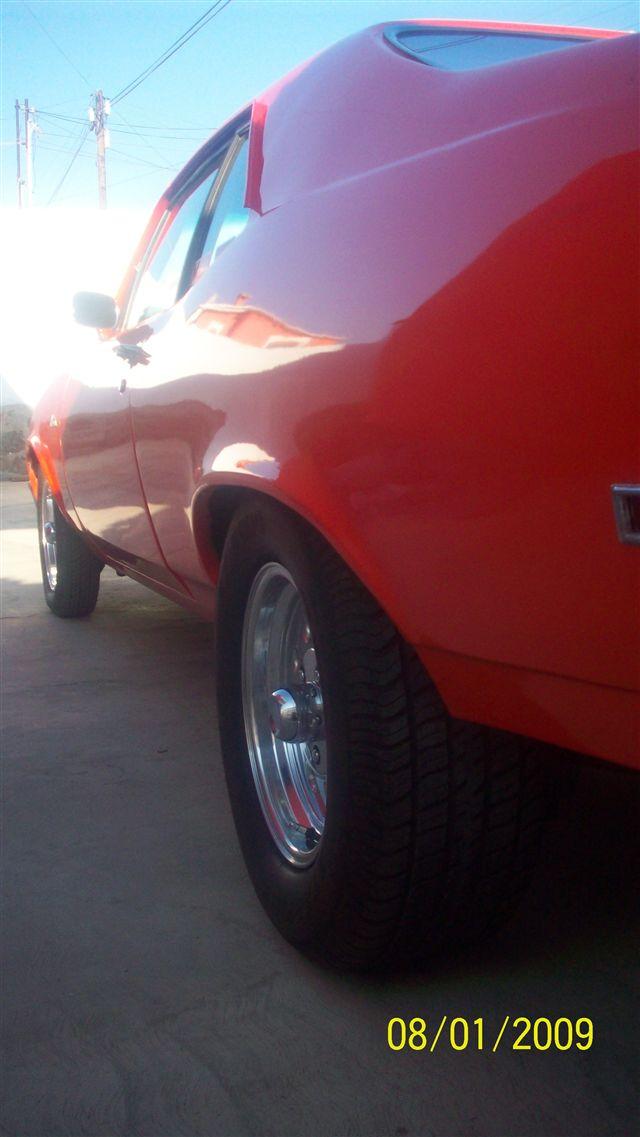 Nova 71 - Proyecto