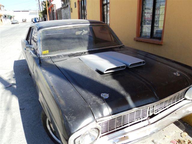 ford falcon 68 proyecto de restauracion