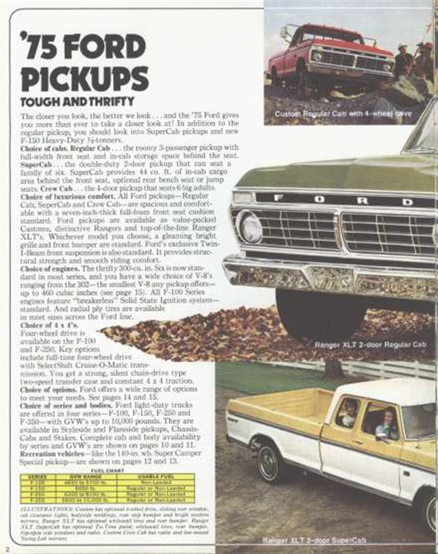 Ford Pickup 1975