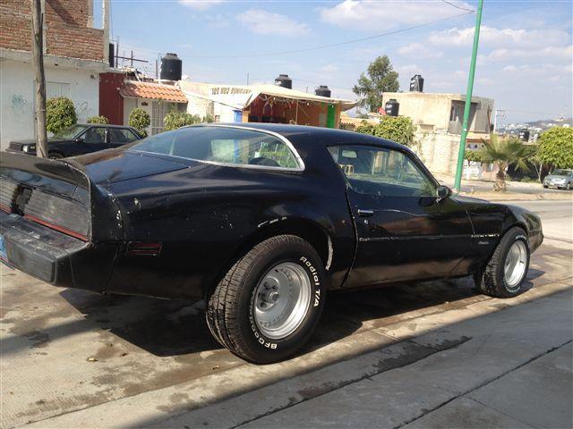 Pontiac firebird 81
