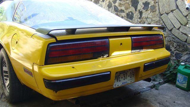 FIREBIRD 1989 STD
