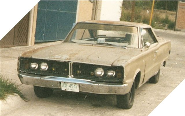 Dodge Coronet 1966 Hard Top. alias
