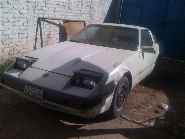 NISSAN 300ZX 1984